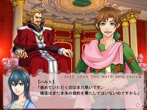 四月の勇者様 Game Screen Shot2