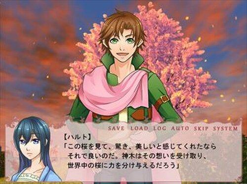 四月の勇者様 Game Screen Shots