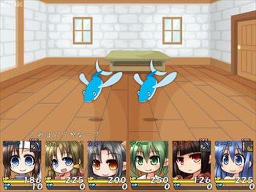 ばにてぃくらうん Game Screen Shot4