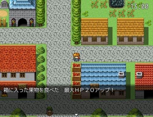 インスタントヒーロー!! Game Screen Shot