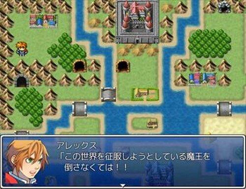 インスタントヒーロー!! Game Screen Shots