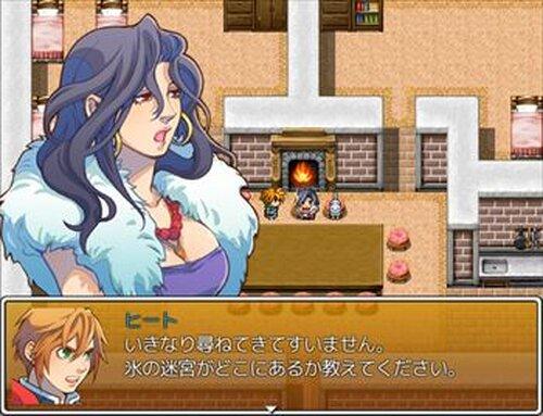 熱き冒険者たちの物語完結編 Game Screen Shots