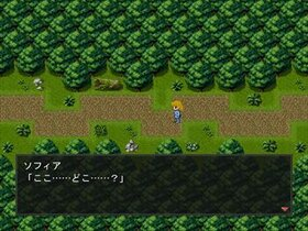 少女と魔女 Game Screen Shot5