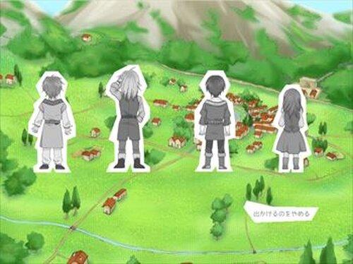 願いを叶える花 Game Screen Shot4