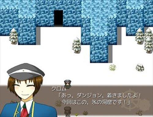 時計の奏でる狂詩曲 Game Screen Shot2