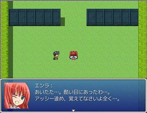 倒せ!妖精学園七不思議 Game Screen Shot4