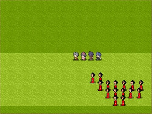 グロい系(仮)2ミニゲーム Game Screen Shot1