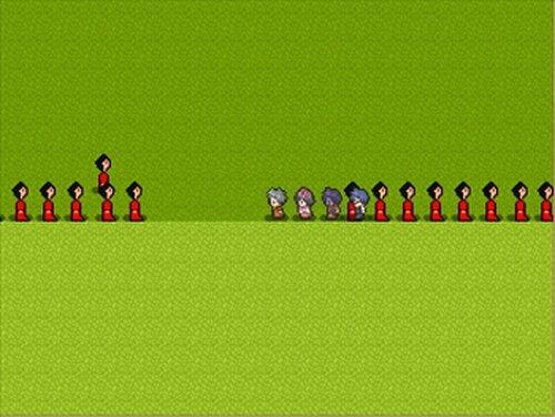 グロい系(仮)2ミニゲーム Game Screen Shot4