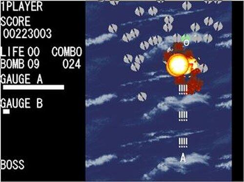 THE SHOOTING Game Screen Shot5