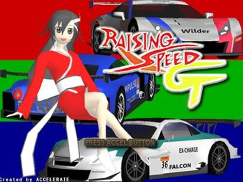 RAISING SPEED GT Game Screen Shot2