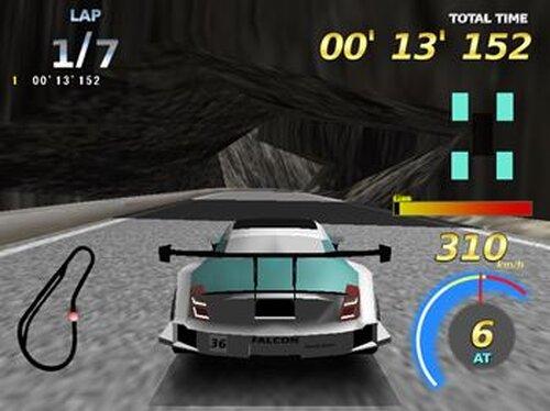 RAISING SPEED GT Game Screen Shot4