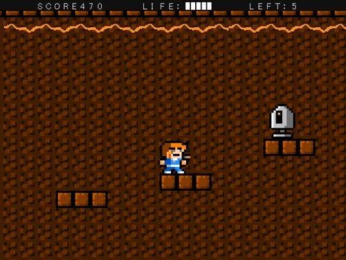 キャプテン・ロビンソン Game Screen Shot1