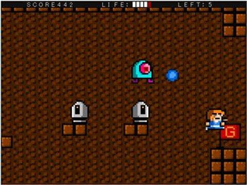 キャプテン・ロビンソン Game Screen Shot3