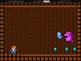 キャプテン・ロビンソン Game Screen Shot4