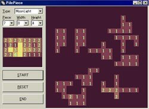 PilePiece Game Screen Shots
