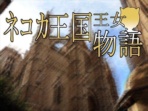 ネコカ王国王女物語 Game Screen Shot1