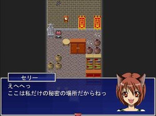 ネコカ王国王女物語 Game Screen Shot2