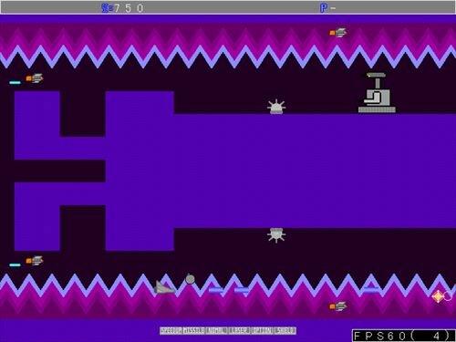 スペースソルジャー Y-05 Game Screen Shot1