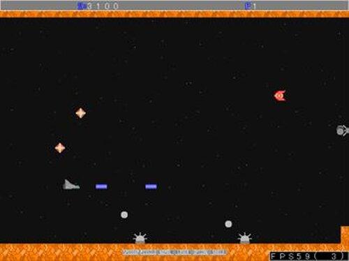 スペースソルジャー Y-05 Game Screen Shot2
