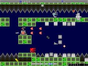 スペースソルジャー Y-05 Game Screen Shot3