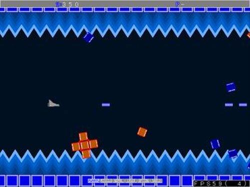 スペースソルジャー Y-05 Game Screen Shot4
