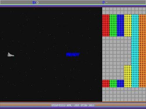 スペースソルジャー Y-05 Game Screen Shot5