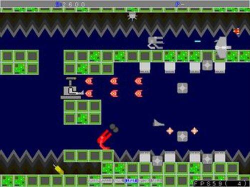 スペースソルジャー Y-05 Game Screen Shots