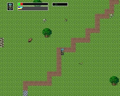ルーベルト=ヴィンケルホックの冒険 Game Screen Shot1