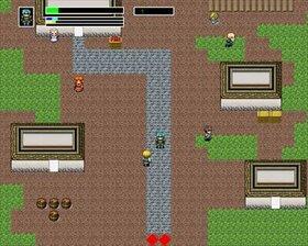 ルーベルト=ヴィンケルホックの冒険 Game Screen Shot4