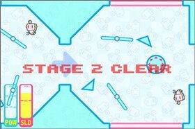 PHYS-MAZE ver.1.01 Game Screen Shot3