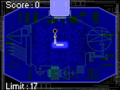迷走記憶迷路 Game Screen Shot