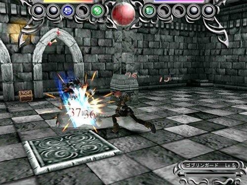 Ruinas ~ 受け継がれる意志 ~ Game Screen Shot1