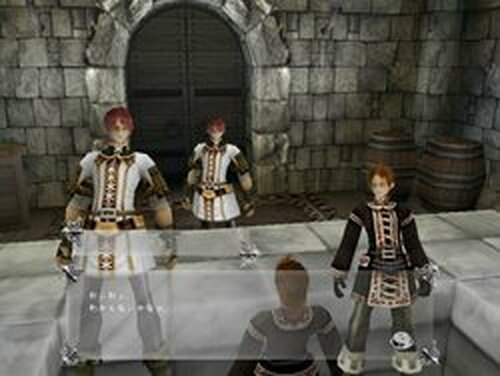 Ruinas ~ 受け継がれる意志 ~ Game Screen Shots