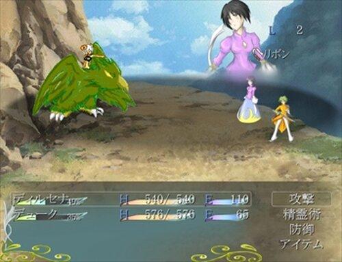 Likilia ~集いし者達~  α版 Game Screen Shots