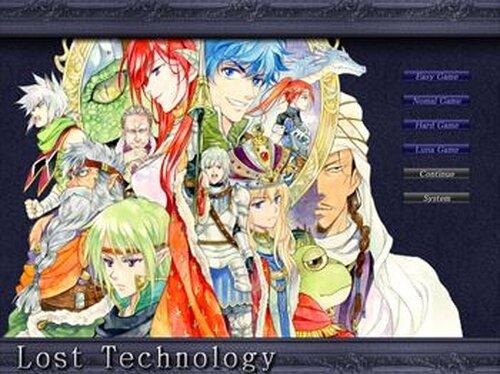 LostTechnologyβ Game Screen Shots