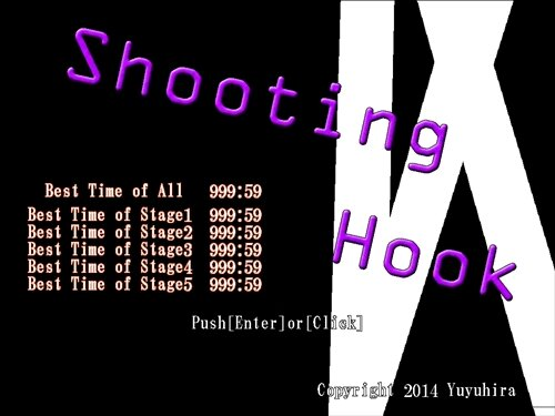 Shooting Hook Game Screen Shot1