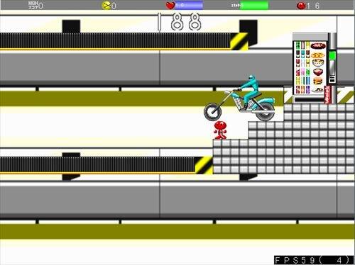ミニチュア戦隊デフォレンジャー Game Screen Shot1