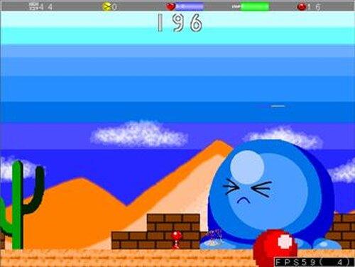 ミニチュア戦隊デフォレンジャー Game Screen Shots