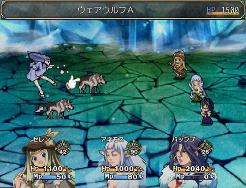 セレンと虚空の塔 Game Screen Shot1