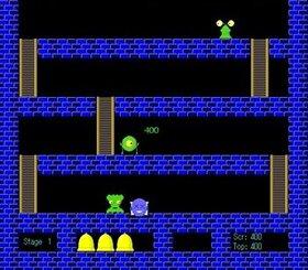 あっぷだうん1983 Game Screen Shot3