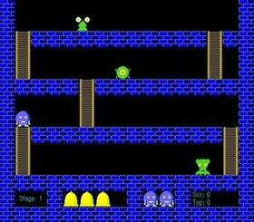 あっぷだうん1983 Game Screen Shot4