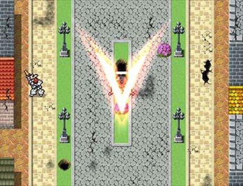 宇宙ロボVX 第1話「流れ星のロボット」 Game Screen Shots