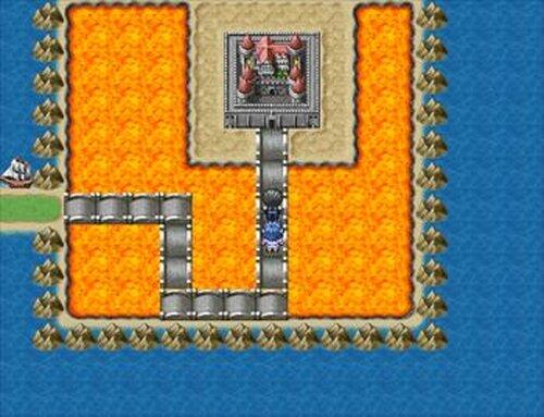 まおーとーばつ Game Screen Shot3