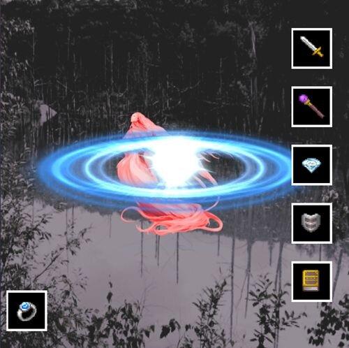 マリスタクトRT32ビット版 Game Screen Shot1
