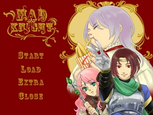 MAD☆KNIGHT Game Screen Shots