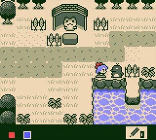 COLORS 失われた記憶 Game Screen Shot4