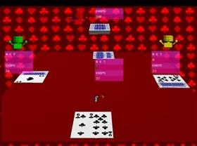 エアー☆バカラ Game Screen Shot3