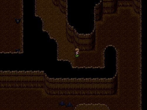 フラットダッシュ Game Screen Shot1