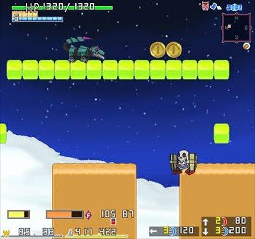 侍兵器 アドマイザー× -バツ- Game Screen Shot4