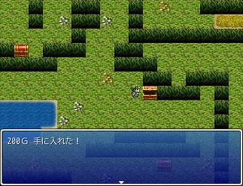 ロンリルレラの子守唄 Game Screen Shot3